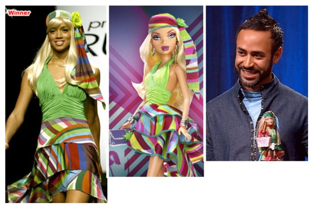 TBT: The Time Nick Verreos Designed Barbie Clothes