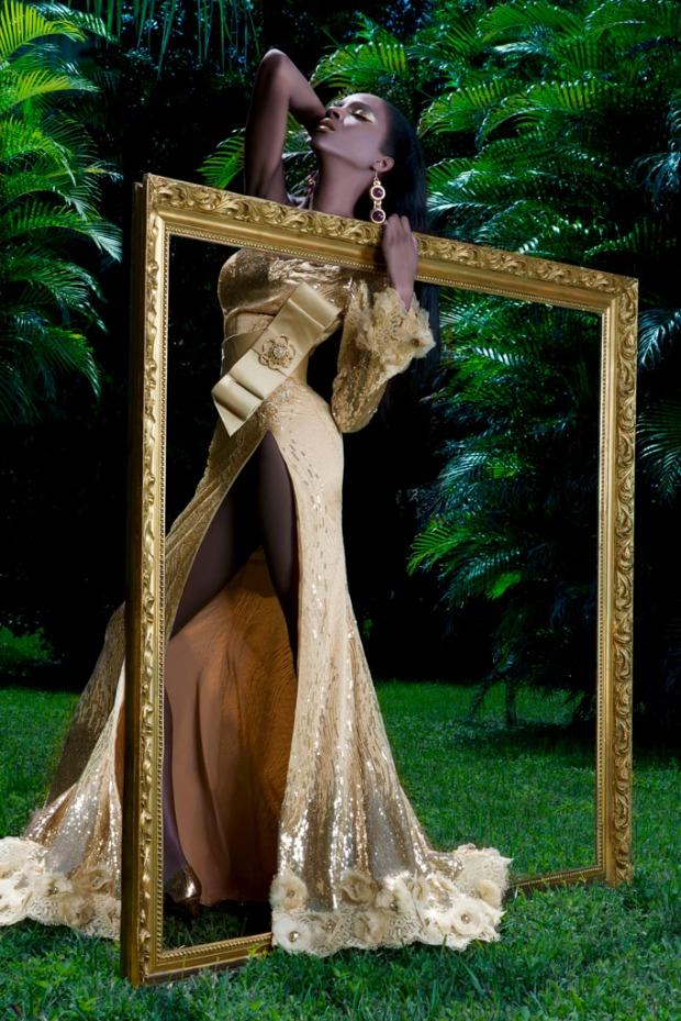 Oscar Gold-Dress 1