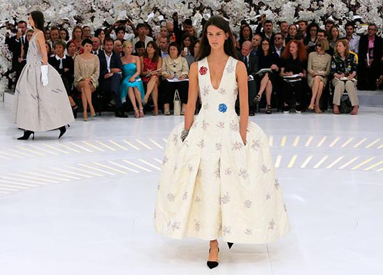 Dior Haute Couture F2014, Paris