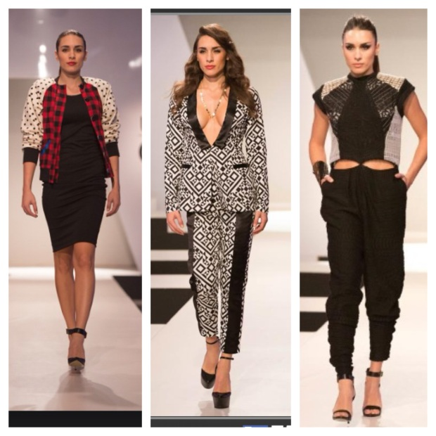3 Looks from Shan's Designs on Under The Gunn