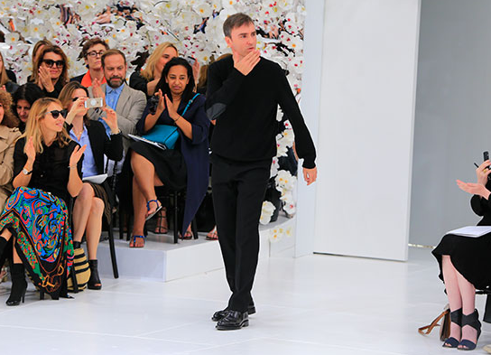Raf Simons, The Beligian Designer behind Dior Couture F2014