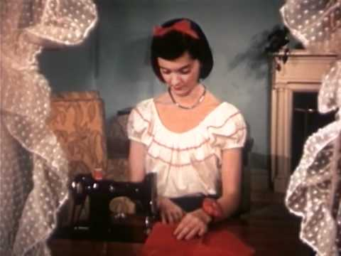 Simplicity Sewing Video 1948