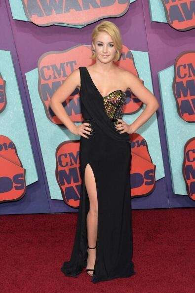 Maggie Rose at the CMT Awards