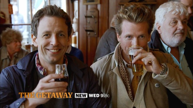 The Getaway on Esquire Network
