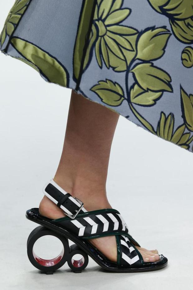 Marni SS15 Shoes