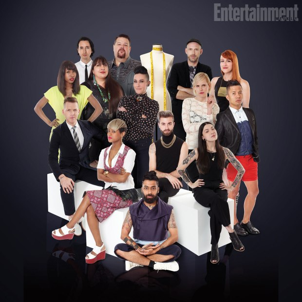 Project Runway All Stars Season 4 Cast