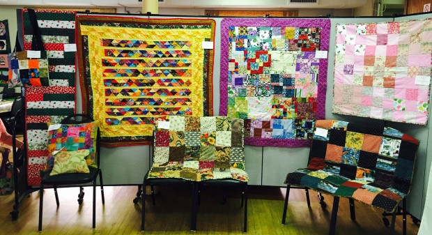 quilt show side